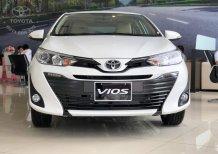 Cần bán Toyota Vios 1.5G sản xuất 2020, màu trắng, KM cực Tốt