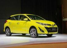 Cần bán xe Toyota Yaris 1.5G 2020, màu vàng, xe nhập, đủ màu, giao ngay