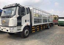 Xe tải FAW 7t25 Thùng siêu dài - FAW thùng dài 9.7 mét bán trả góp