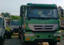 Xe tải ben Howo 8 tấn máy cơ giá rẻ - Trả góp 60 - 90%