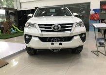 Cần bán xe Toyota Fortuner 2.4G Số Sàn năm 2020, màu trắng