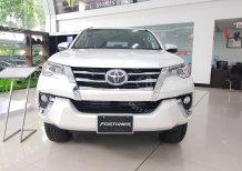 Cần bán Toyota Fortuner 2.4G 2020, màu trắng, số tự động, Khuyến Mại 50% trước Bạ