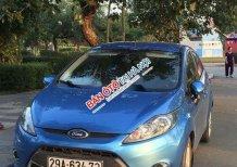 Cần bán Ford Fiesta đời 2012, màu xanh lam, xe gia đình