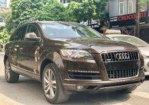 Bán Audi Q7 3.0T sản xuất 2010, màu nâu