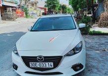 Do nhu cầu đổi lên xe 7 chỗ cần bán xe Mazda 3 2016, màu trắng, 580 triệu
