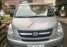 Cần bán lại xe Hyundai Starex đời 2013, màu bạc, xe nhập