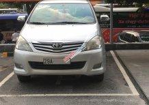 Bán Toyota Innova G mầu bạc, gia đình sử dụng, nguyên bản, đẹp xuất sắc