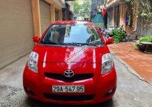 Bán Toyota Yaris đời 2012, màu đỏ, nhập khẩu