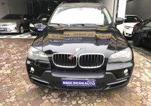Bán BMW X5 3,0 Si đời 2007, màu đen, nhập khẩu