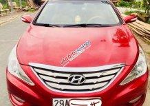 Cần bán gấp Hyundai Sonata đời 2010, màu đỏ, nhập khẩu, biển Hà Nội