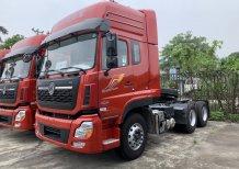Xe đầu kéo Donfeng Hoàng Huy 420HP nhập khẩu giá rẻ - Trả góp 70 - 90%