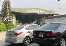 Bán Hyundai Accent 1.4 AT đời 2011, màu bạc, nhập khẩu