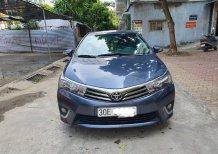 Xe Toyota Corolla altis sản xuất 2014, màu xanh lam, số tự động