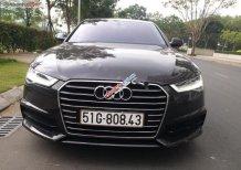 Bán Audi A6 1.8 TFSI năm 2017, màu đen, nhập khẩu nguyên chiếc chính chủ