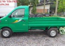 Cần bán Thaco TOWNER 990 2019, màu xanh, giá tốt, điều hòa sẵn theo xe, sẵn xe giao ngay