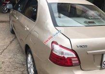 Cần bán xe Toyota Vios năm 2010 chính chủ, màu vàng cát