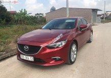 Cần bán lại xe Mazda 6 2.5L đời 2016, màu đỏ, giá 755tr