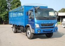 xe tải Nhập Khẩu 3 cục, Mitsubishi Fuso 7 tấn, thùng dài 6.1m và 6.9m, hỗ trợ đóng các loại thùng, hỗ trợ trả góp