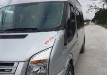 Bán Ford Transit năm sản xuất 2016, màu bạc, 508tr