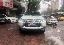Cần bán gấp Mitsubishi Pajero Sport sản xuất năm 2018, màu trắng chính chủ