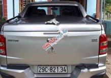 Bán Mitsubishi Triton năm sản xuất 2016, màu bạc, xe nhập
