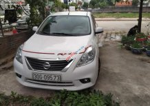Cần bán gấp Nissan Sunny XL sản xuất năm 2013, màu trắng, giá tốt