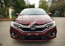Bán ô tô Honda City TOP 1.5AT 2018, màu đỏ chính chủ