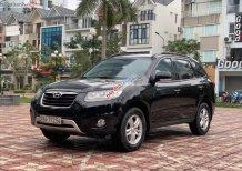 Cần bán gấp Hyundai Santa Fe năm 2011, màu đen, nhập khẩu