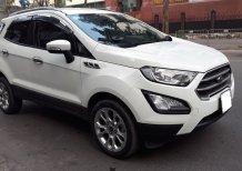 Chính chủ cần bán Ford EcoSport 2018, AT, màu trắng
