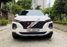 Cần bán gấp Hyundai Santa Fe sản xuất năm 2019, màu trắng