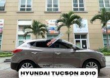 Bán ô tô Hyundai Tucson đời 2010, màu xám, nhập khẩu