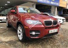 Cần bán gấp BMW X6 xDrive35i năm sản xuất 2012, màu đỏ, nhập khẩu nguyên chiếc số tự động