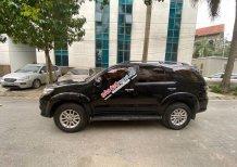 Bán Toyota Fortuner 2013, màu đen, xe gia đình