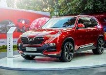 Cần bán xe VinFast LUX SA2.0 sản xuất năm 2020, màu đỏ, nhập khẩu