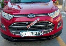 Cần bán lại xe Ford EcoSport đời 2015, màu đỏ, giá 415tr