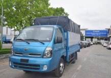 Cần bán xe Thaco Frontier K250 2020, màu xanh lam