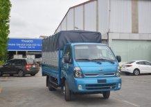 Bán xe Thaco Kia K200 đời 2020, màu xanh lam, xe nhập