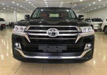 Bán Toyota Land Cruiser Autobiography MBS 4 ghế VIP sản xuất 2020 màu đen nội thất nâu da bò