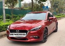 Cần bán lại xe Mazda 6 năm 2018, màu đỏ