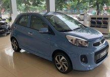 Cần bán xe Kia Morning AT Luxury đời 2020, màu xanh lam