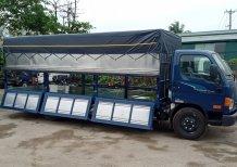 Xe tải Hyundai 7 tấn thùng dài 5m7 - thùng mui bạt