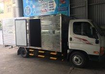 Xe tải 2 tấn 5 Hyundai thùng kín inox 3 lớp