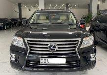 Cần bán lại xe Lexus LX 570 đời 2014, màu đen, xe nhập