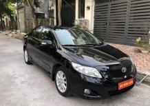 Cần bán xe Toyota Corolla altis 2010, màu đen, số tự động, giá tốt