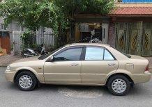 Bán xe Ford Laser 2002, màu vàng, 120tr