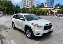 Bán Toyota Highlander LE 2014, màu trắng, nhập khẩu nguyên chiếc, xe chất lượng tốt