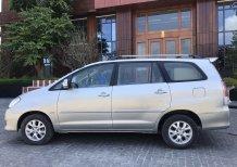 Bán ô tô Toyota Innova đời 2008, màu đen, chính chủ