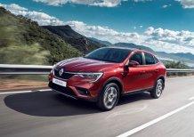Chỉ 919 triệu có ngay chiếc Coupe thể thao Renault Arkana mới 100%