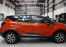 Giá xe Renault Kaptur 2020 mới nhất
