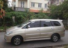 Chính chủ bán lại xe Toyota Innova E 2016, màu vàng, 435tr